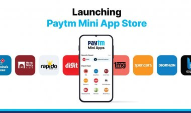 Paytm launches its mini app store to 'support Indian developers'