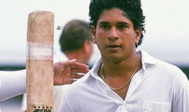 Sachin Tendulkar looked up to THESE two ace cricketers while growing up
