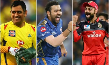 Indian Premier League: Three players who have earned more than Rs. 100 crore over the years in the tournament
