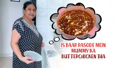 Zareen Khan's mommy's butter chicken recipe is a perfect plate of a savoury dish for every meat lover