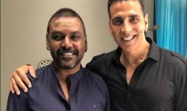 'Laxmmi Bomb': My special thanks to Akshay sir for accepting and playing this role says director Raghava Lawrence