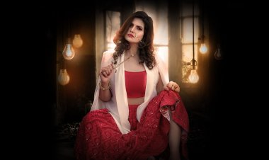 Zareen Khan on 'Hum Bhi Akele Tum Bhi Akele' being selected for MIFF:  I'm keeping my fingers crossed to hear a great response