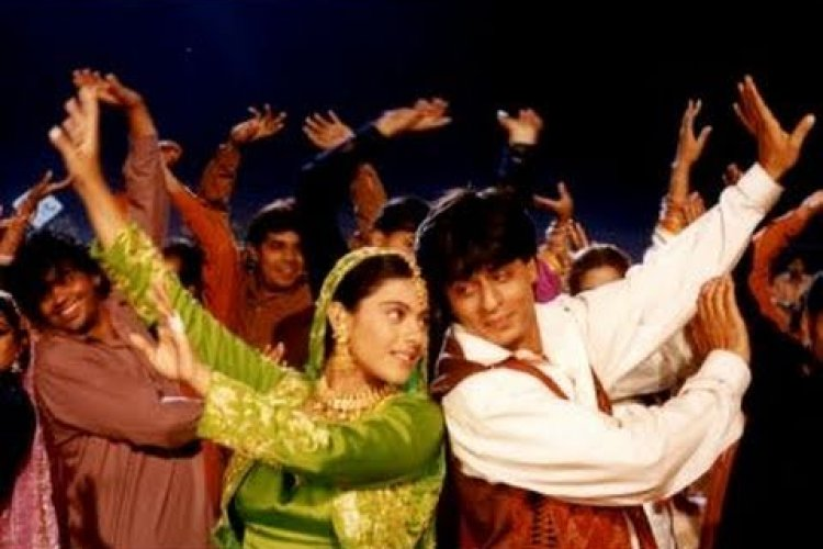 'Mehndi Laga Ke Rakhna' was a part of some other film