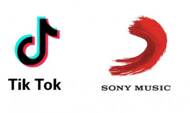 TikTok declares a new licensing agreement with Sony Music Entertainment