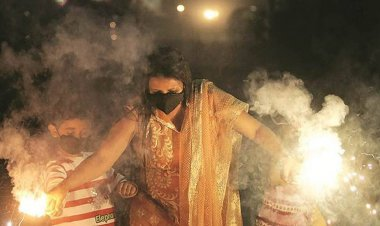 Ahead of Diwali, THESE seven states banned the sale of firecrackers