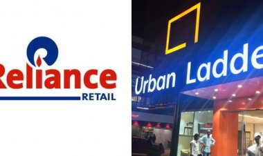 Reliance Retail Ventures Ltd acquires majority stake in Urban Ladder for Rs. 182.12 crore