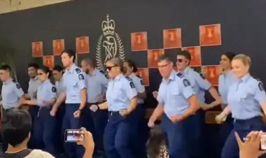 Watch video: New Zealand police grooving to the tunes of 'Kala Chashma' and 'Kar Gayi Chull' will win your heart