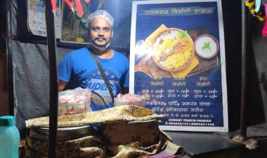 Meet Akshay Parkar, a 5-star chef who opened a Biryani stall to earn living amid the pandemic