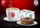 London Bubble Co. and Cafe Coffee Day join hands to enrich your coffee experience with waffles