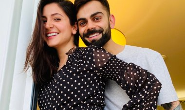 Virat Kohli and Anushka Sharma become proud parents to a baby girl