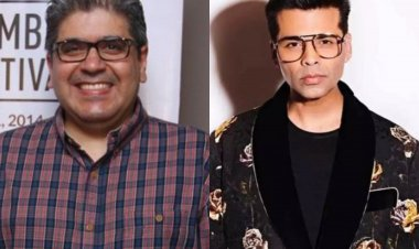 Film critic Rajeev Masand appointed as the COO of Karan Johar's  Dharma Cornerstone Agency