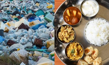 South Delhi Corporation's new initiative 'Plastic Lao Khana Khao'; free lunch for 1kg of plastic waste
