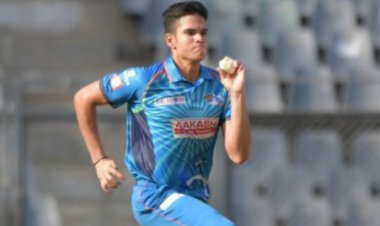 Arjun Tendulkar gets listed for IPL 2021 auction