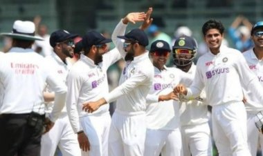 IND vs ENG 2nd Test: India beat England by 317 runs to level series at 1-1
