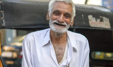 Mumbai auto driver sells his house to fund his granddaughters' education