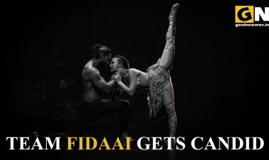 Exclusive! Salman Yusuff Khan and Elli AvrRam on 'Fidaai': We gave in a lot of efforts to look natural and effortless