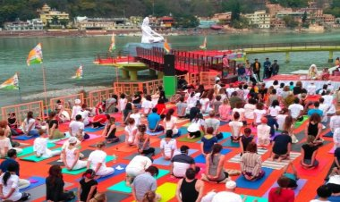 Rishikesh to initiate first-ever online International Yoga Festival from March 7