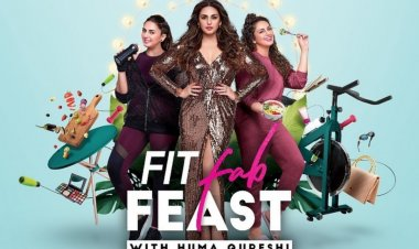 Zee Zest announces 'Fit Fab Feast' with Huma Qureshi