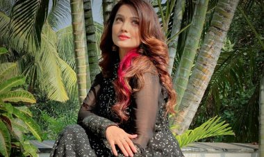 Adaa Khan on collaborating with Arjun Bijlani for music video: He's an amazing co-star, fun to work with