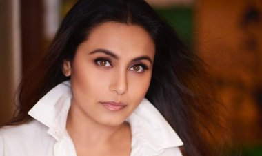 Rani Mukerji's Next 'Mrs Chatterjee vs Norway' Announced on Her Birthday