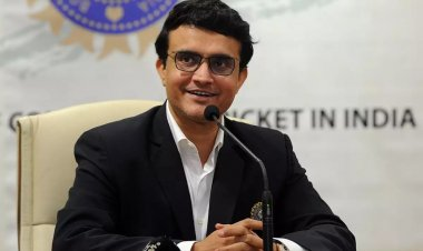 Sourav Ganguly on performance pressure:  Sooner you embrace it, the better you become at dealing with it