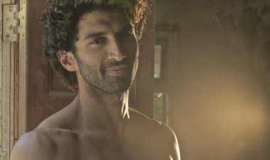 Aditya Roy Kapur sets up a gym in his Mumbai home as he bulks up for 'OM'