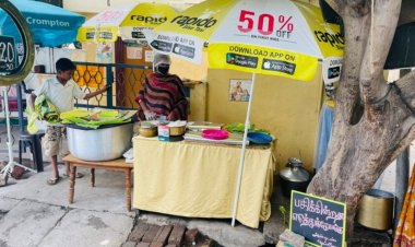 Coimbatore woman wins hearts by selling free biryani to the underprivileged