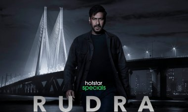 Ajay Devgn to make his digital debut with Disney+ Hotstar's 'Rudra – The Edge of Darkness'