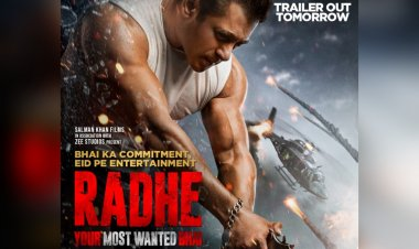 Salman Khan starrer 'Radhe: Your Most Wanted Bhai' to release THIS Eid, May 13