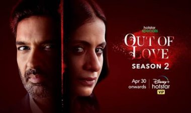 'Out of Love' season 2: Revenge will take center stage in Purab Kohli and Rasika Dugal starrer Disney+ Hotstar's web series