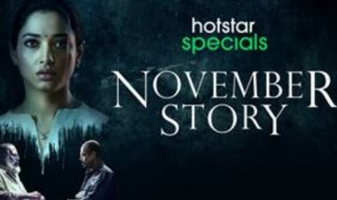 Tamannaah Bhatia starrer Disney+ Hotstar VIP's 'November Story' to shocking truth behind a cold-blooded murder