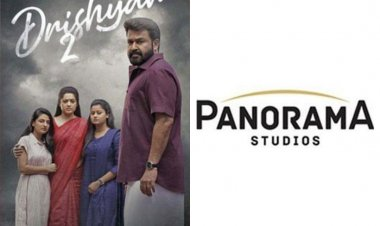 Panorama Studios International acquires the Hindi remake right of Drishyam 2 - The Resumption
