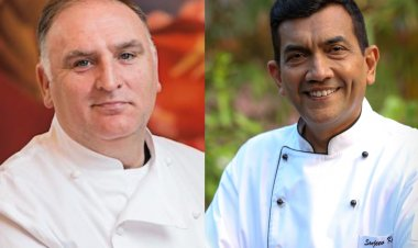 Sanjeev Kapoor joins forces with Chef José Andres of World Central Kitchen to provide meals to healthcare workers