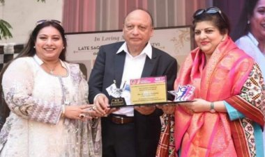 Adv. Mrs. Rubina Akhtar Hasan Rizvi launches fully equipped cardiac ambulance service 'Rumi Care' amid COVID-19 pandemic