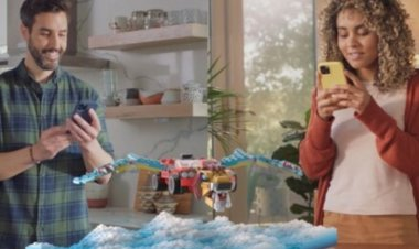 Snapchat to allow users to make Legos with friends in Augmented Reality