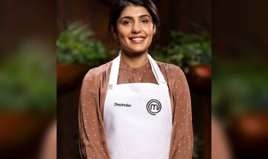 From curries to tikkas: Here's how Masterchef Australia contestant Depinder Chhibberis winning hearts with Indian flavours
