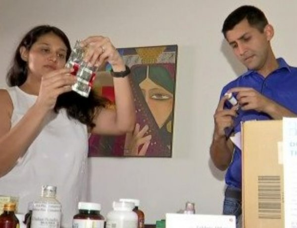 Doctor couple in Mumbai starts an initiative to collect unused Covid-19 medicines to help the needy