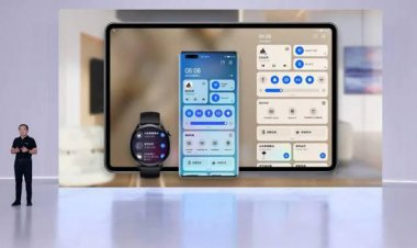 Huawei announces the first series of devices with HarmonyOS