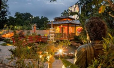 PM Modi inaugurates the Japanese-style Zen Garden in Ahmedabad and it is all things beautiful