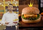 Wat-a-Burger: A venture by UP based Pilot earns 13 crores per year
