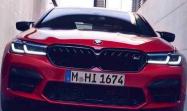 2021 BMW M5 Competition Facelift Launched In India: Check the Specifications