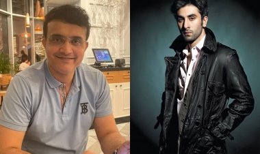 Sourav Ganguly says yes for the biopic, Ranbir Kapoor likely to play the lead role