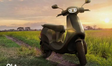OLA electric scooter gets 1 lakh bookings within the first 24 hours of opening