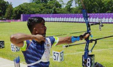 Tokyo Olympics: Pravin Jadhav's journey from being a daily wager to an Indian archer