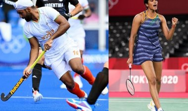 Tokyo Olympics 2020 Update: PV Sindhu, India Men's Hockey team, booked a place in the quarterfinals