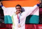 Olympics 2020: PV Sindhu wins a bronze medal and becomes the first Indian woman with two individual medals