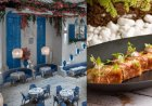 OPA Kipos Mumbai's new restaurant with whitewashed walls & floral creepers is not to be missed