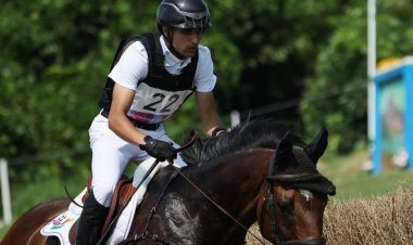 Tokyo Olympics: Fouaad Mirza qualifies in the final of Individual Eventing with a score of 47.20
