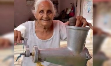 Amritsar based80-year-old woman who sells juice to earn a living gets help via social media
