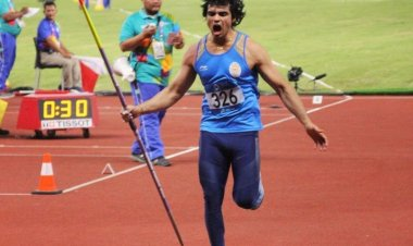 Tokyo Olympics: Neeraj Chopra qualifies in javelin throw finals in the first attempt